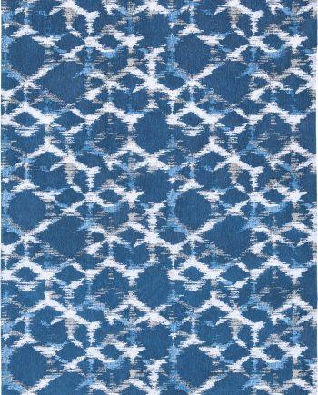 Louis De Poortere tappeti Villa Nova LX 8750 Sudare Indigo