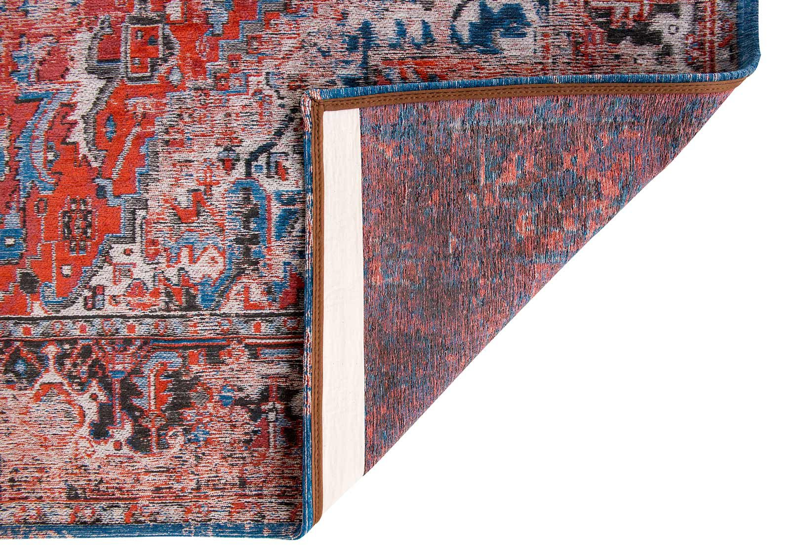 tappeti Louis De Poortere LX8703 Antiquarian Antique Heriz Classic Brick back
