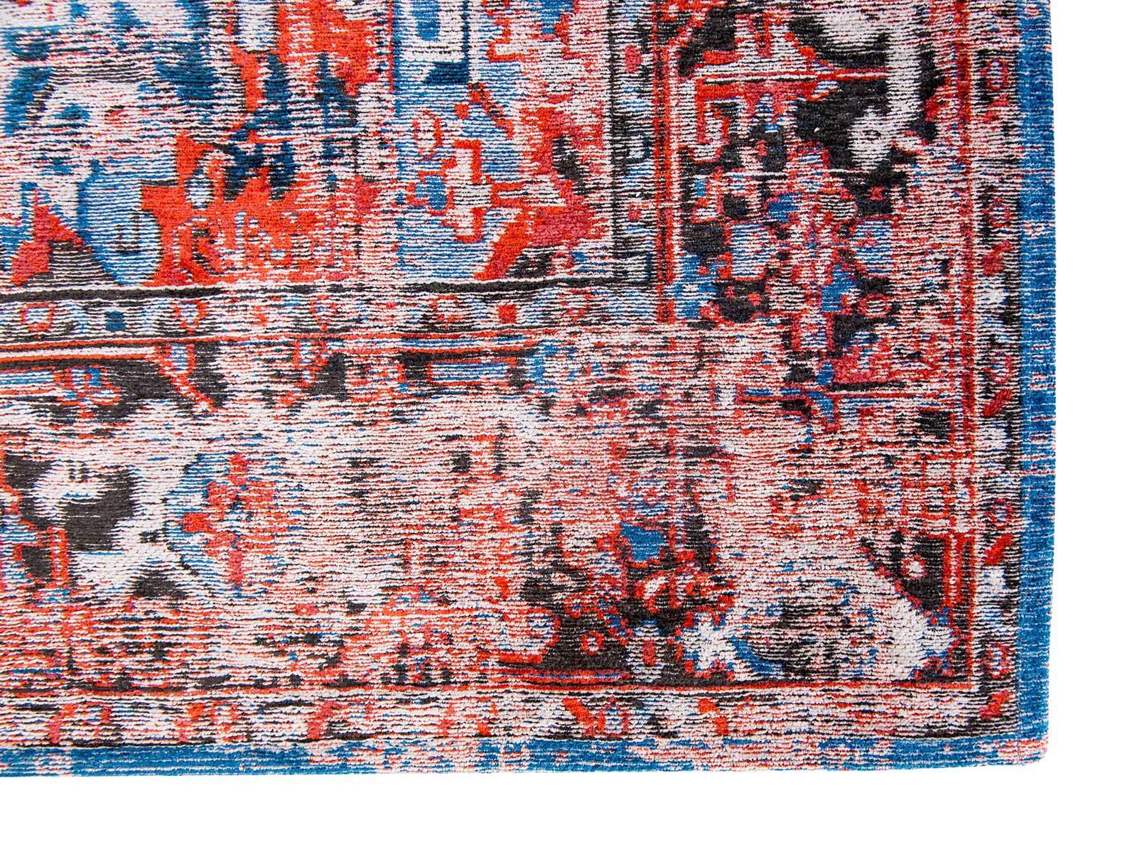 tappeti Louis De Poortere LX8703 Antiquarian Antique Heriz Classic Brick corner