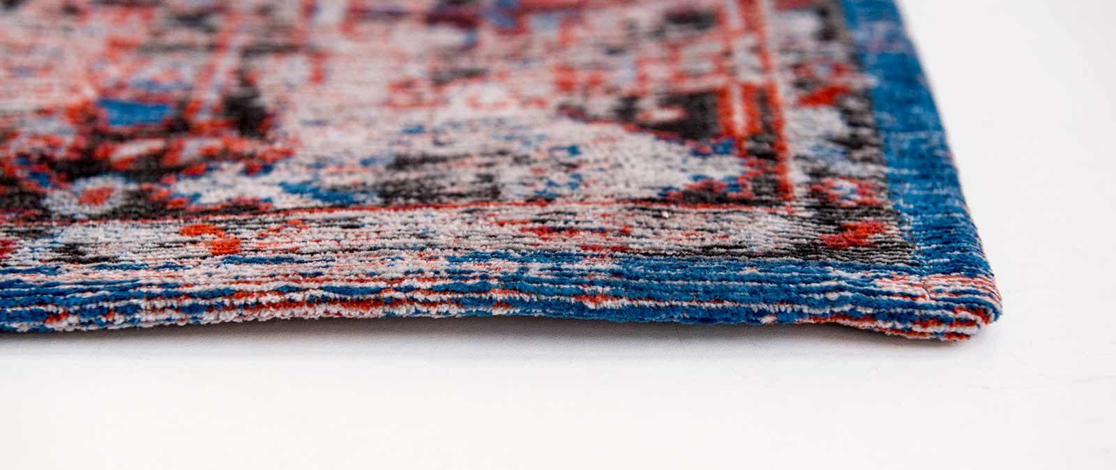 tappeti Louis De Poortere LX8703 Antiquarian Antique Heriz Classic Brick side