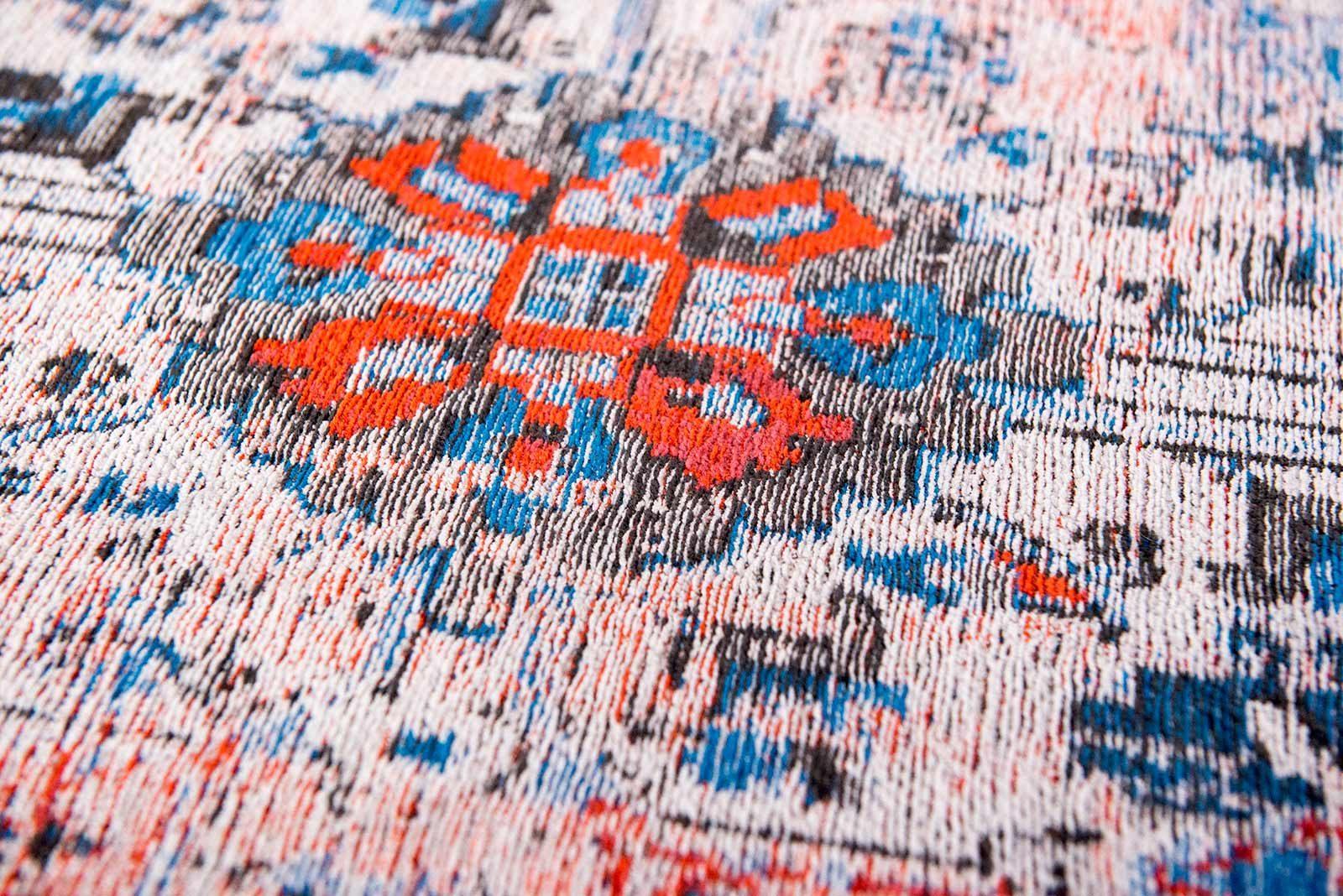 tappeti Louis De Poortere LX8703 Antiquarian Antique Heriz Classic Brick zoom 2