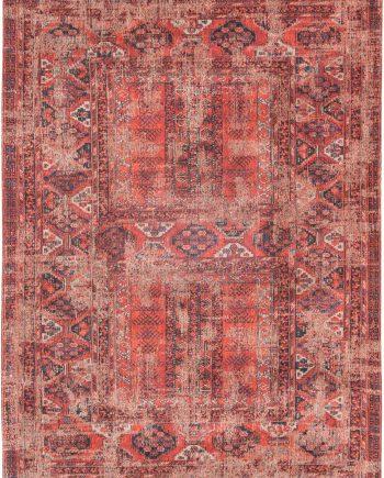 tappeti Louis De Poortere LX8719 Antiquarian Antique Hadschlu 782 Red