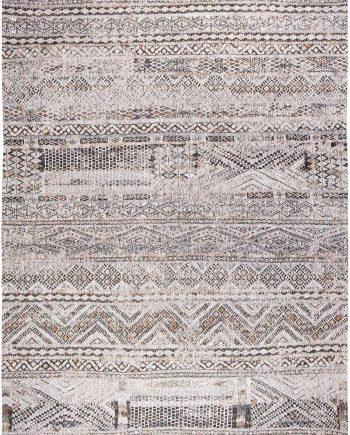 Louis De Poortere tappeto LX 9114 Antiquarian Kilim Medina White