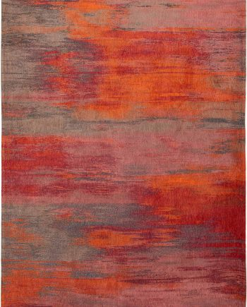 Louis De Poortere tappeto LX 9116 Atlantic Monetti Hibiscus Red