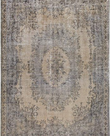 Louis De Poortere tappeto LX 9138 Palazzo Da Mosta Colonna Taupe