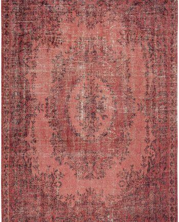 Louis De Poortere tappeto LX 9141 Palazzo Da Mosta Borgia Red