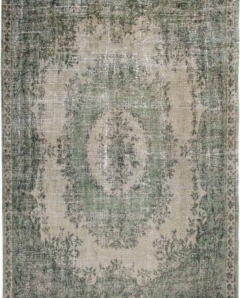 Louis De Poortere tappeto LX 9142 Palazzo Da Mosta Este Green