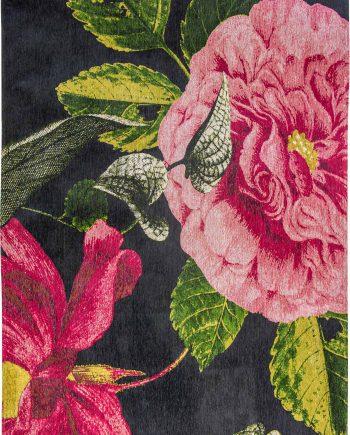 Louis De Poortere tappeto Fischbacher 9051 Interfloral Multi