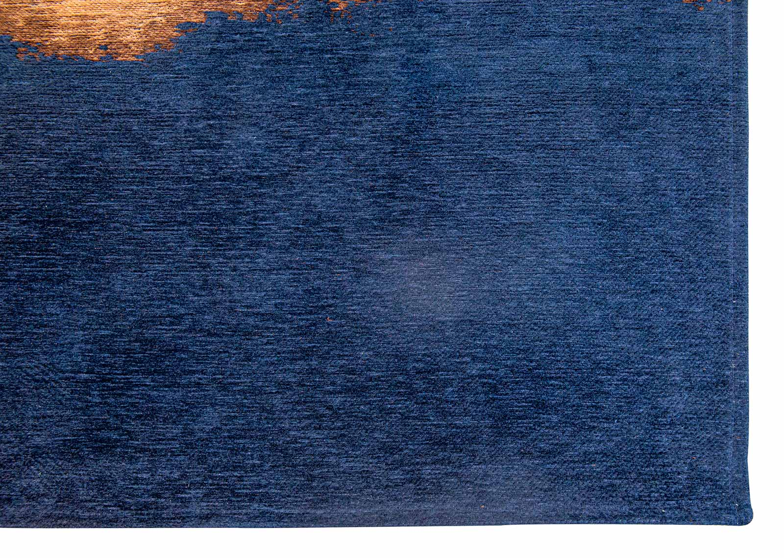 Louis De Poortere tappeto Fischbacher 9056 Linares Navy corner