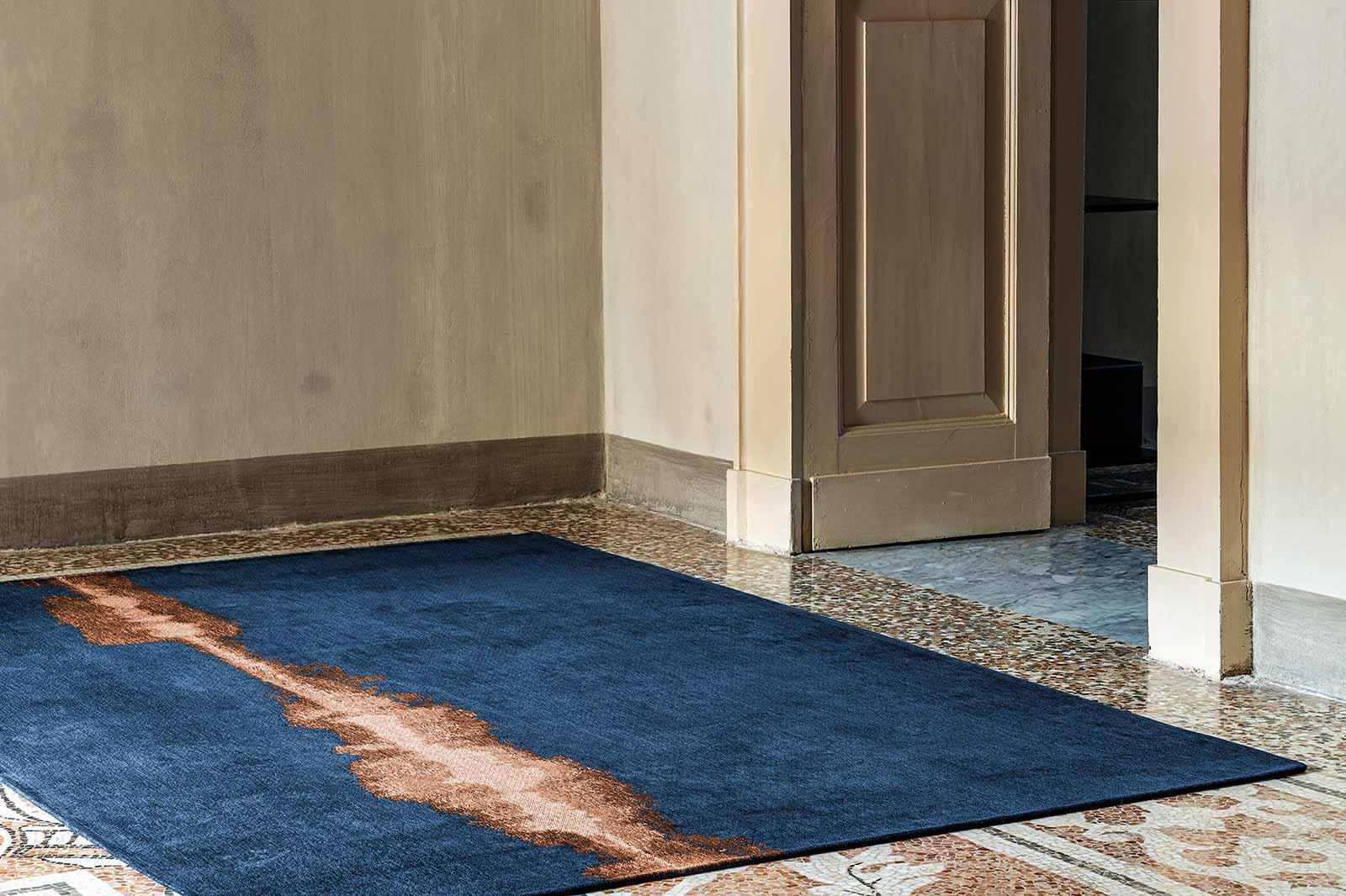 Louis De Poortere tappeto Fischbacher Linares 9056 interior 2